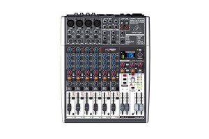 Behringer XENYX 1204FX Oberseite