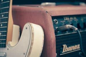 E-Gitarre im Home Studio aufnehmen