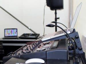 Audio-Interface im Home Studio