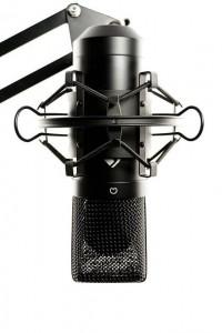 Kondensator-Mikrofon mit XLR Anschluss
