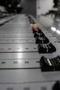 Top Studio Mischpult