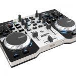 Hercules DJ Mischpult