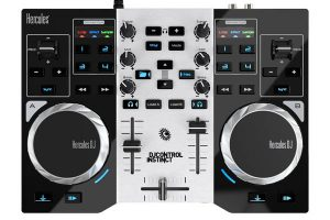 Hercules DJ Control Instinct Oberseite