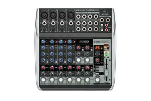Behringer XENYX QX1202 USB Oberseite