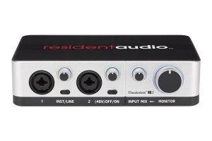 Resident Audio T2: Die Vorderseite