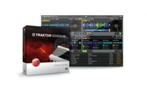 Native Instruments Traktor Scratch A6 und A10; audiointerface.de