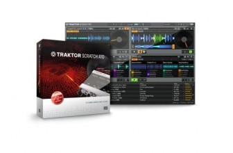 Native Instruments Traktor Scratch A6 und A10