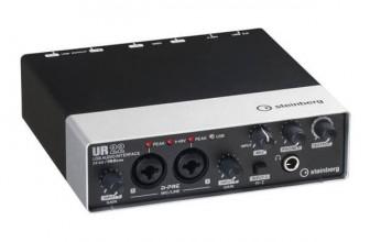 Steinberg UR22 Audio Interface Test