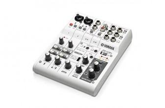 Yamaha AG06 Test